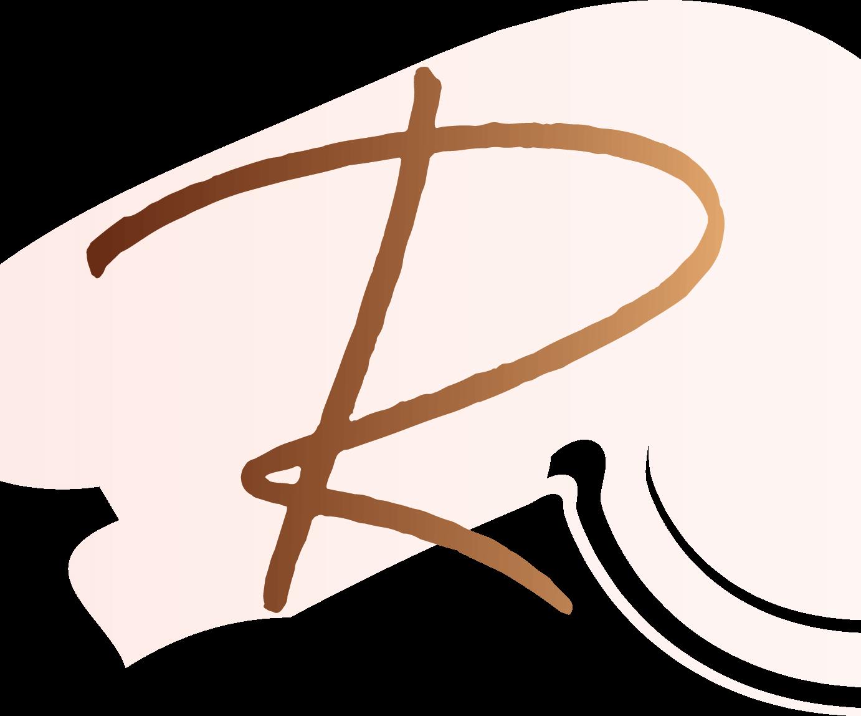 logo R van Relaxo schoonheidsinstituut Brakel