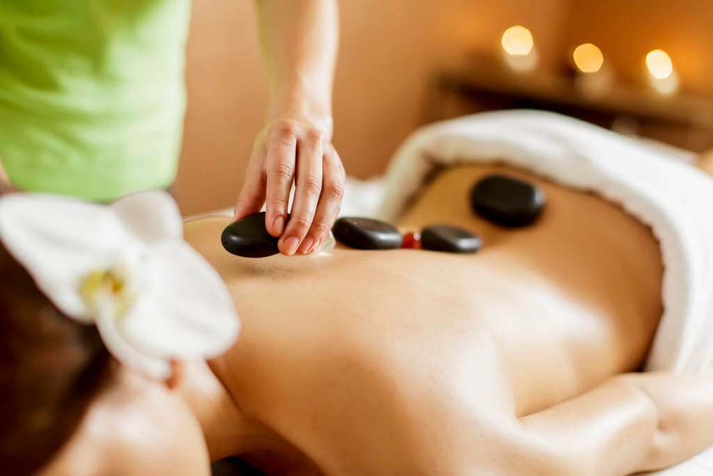 hot stone massage Brakel Relaxo