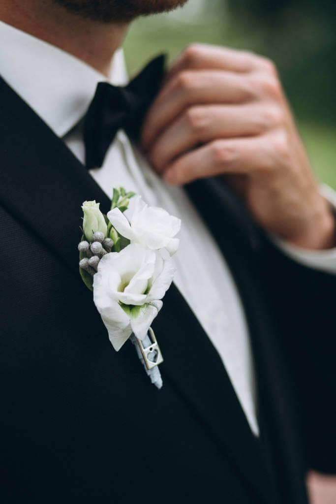 Bruidegomsarrangement bij Relaxo