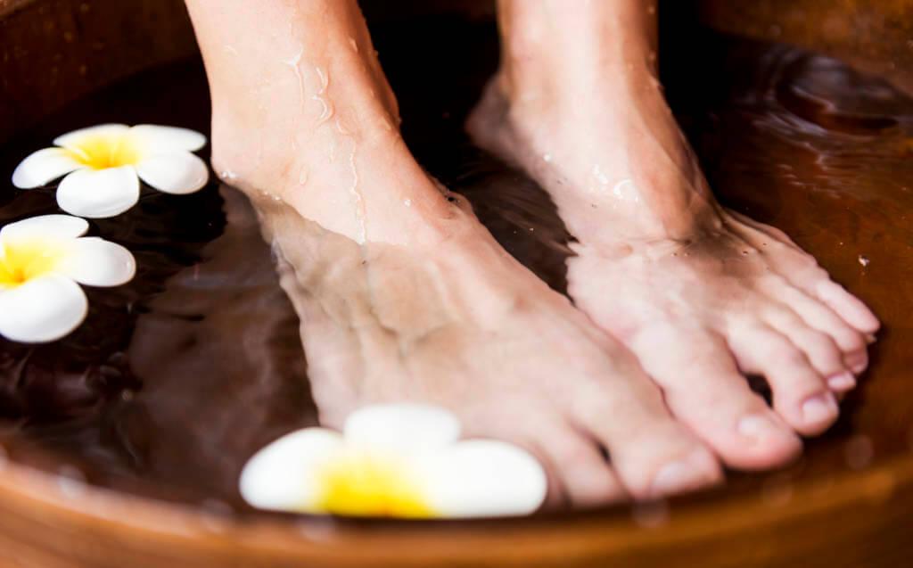 voet spa verzorging bij Relaxo