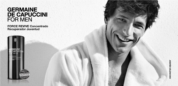 Foto Germaine De Capuccini For Men Gelaatsverzorging